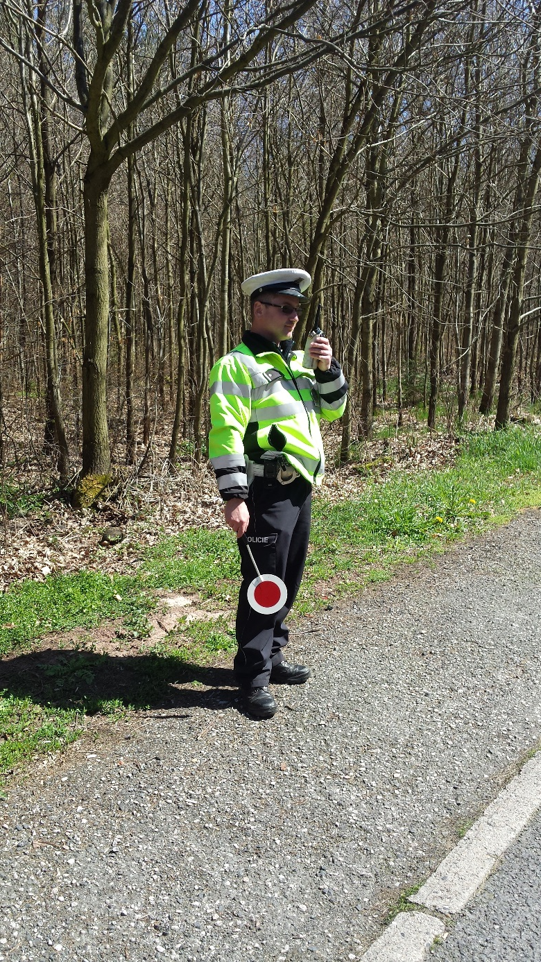 Celorepubliková dopravně bezpečnostní akce s organizací TISPOL 3
