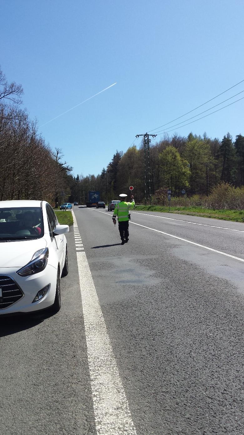 Celorepubliková dopravně bezpečnostní akce s organizací TISPOL 4