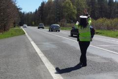 Celorepubliková dopravně bezpečnostní akce s organizací TISPOL 1