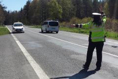 Celorepubliková dopravně bezpečnostní akce s organizací TISPOL 2